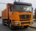 shaanxi 25 6x4 toneladas camiones volquete euro2