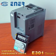 E301G series E301-0.7GT4 0.75kw high performance current vector frequency converter ac 50HZ 60HZ for fan price