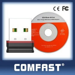 COMFAST CF-WU810N Wireless adapter,Customized wi fi connection