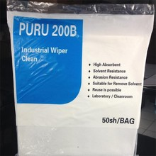 Cleaning Machine Oil Absorbent Wipes Roll