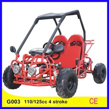 110/125CC 4-stroke single cylinder air cooled Go Kart