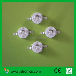 3W high power LED yellow color