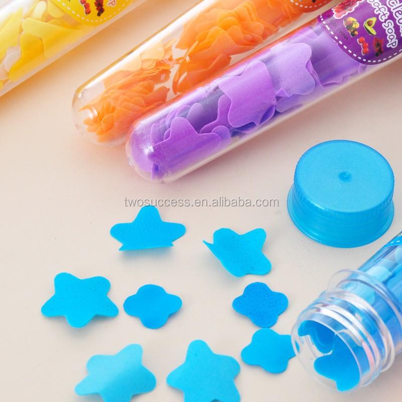 star shape soap paper (9)