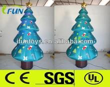 Popular Inflatable Christmas Tree/inflatable Christmas tree decor/inflatable Christmas tree indoor decor