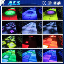 2015 Newest design & hottest selling digital led dance floor /disco dj night club dance floor / used led dance floor for sale