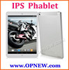 OEM 3G phone call tablet pc 10 inch phablet IPS touch screen GPS FM Bluetooth