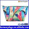 2015 New Mulitcolor Printed Travel Fashion Cosmetic Bag