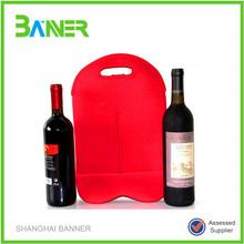 Bottle holder neoprene customized insulated blank cooler bag
