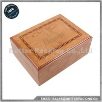 JBW001 Luxury Lacquer Painting Wooden Watch Jewelry Gift Box