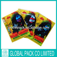 Factory Direct Sale Aluminum Foil Tobacco Packaging Pouch
