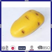 pu material cheap potato shape stress ball