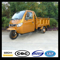 SBDM A China 3 Wheel Motor Tricycle Used Fason Design