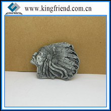 Personality Indian Belt Buckle