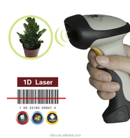 portable wireless laser 1d bluetooth barcode scanner , Low price barcode reader CT10X tablet pc
