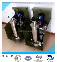 Two Stage Engine Oil Cleaning Machine