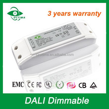 0-100% dimmable driver dali constant current 700mA 60w 220v dimmable high power led