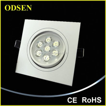 High quality surface mounted 7w kids bedroom decor light led downlight