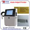 inkjet plastic bag barcode printer/printing machine