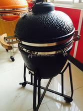 mini ceramic bbq grill Kamado Charcoal Ceramic BBQ grill & smoker