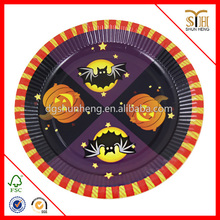 Factory Direct Sales All Kinds of Many Sizes Disposable Paper Plate For Food