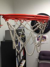 basketball backboard/ basketball hoop/ baseketball rim