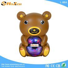 Cute animal shapes subwoofer speaker box design