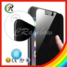 easy fit electric privacy glass for iphone 6 privacy filter screen protector