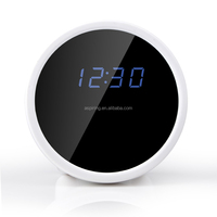 Alarm and snooze function table clock wifi video stream module