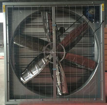 HS Greenhouse and Workshop Fan /ventilation exhaust fan centrifugal system push-pull device