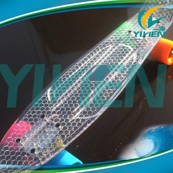 New clean transparent board,longboard skate board for wholesale