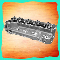 Complete 4M40 Cylinder Head Assy ME202621 Applied for Mitsubishi MOTER0 PAJERO GLX/GLS