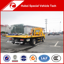 JAC 4*2 new diesel euro 3 tow truck recovery,lift away recovery truck for sale