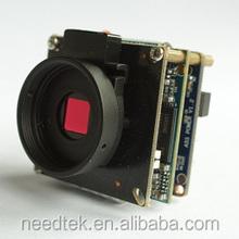 2014 Best Seller Wide Dynamic Range H.264 2.0 megapixel network Dome/ Bullet hd zoom camera module