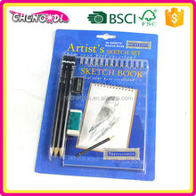 Perfect paper art drawing, painting template, paint pad