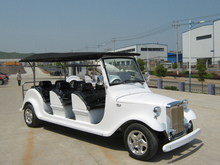 72V 5Kw luxury electric sightseeing classic car