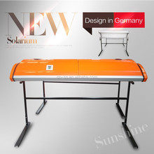 Wholesale two-stop standing Home use solarium beds W2