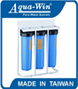 """20"""" 3-Stage Big Fat Big Fat whole house water filtration system"""