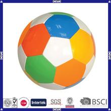 Promotional eco-friendly custom stuffed soccer ball