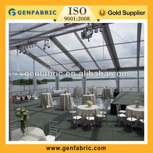 Best quality wedding canopy tent different color and different size,luxury marquee party wedding tent decoration