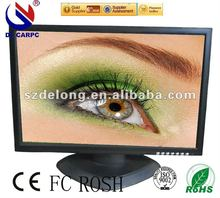 22Inch Open Frame 5-Wire Touch Panel Wall Mounting LCD Media Player Monitor