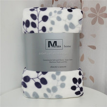100% Polyester High Quality Custom Wholesale Walmart Blankets