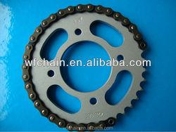 heavy duty cooper Motorcycle chain