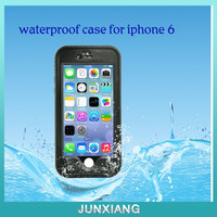 kickstand safe waterproof phone cover case for iphone 6 swimming