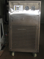 stainless steel 200L water-cooled machine