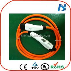 electric car type 2 charging/62196-2 16amp locking socket