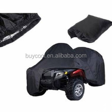 Black Waterproof Heatproof Cover Available For Quad Bike ATV ATC