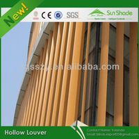 Adjustable Louver Hollow Louver Security Shutter
