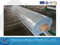 pvc clear film plastic sheet in rolls or pieces