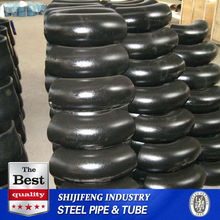 high quality carbon steel pipe fittings elbow sch40 manufacturer in China
