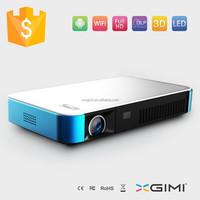 high brightness led 3d mini projector for samsung galaxy s4